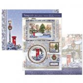 Hunkydory Die-Cut Topper Set - The Winter Village